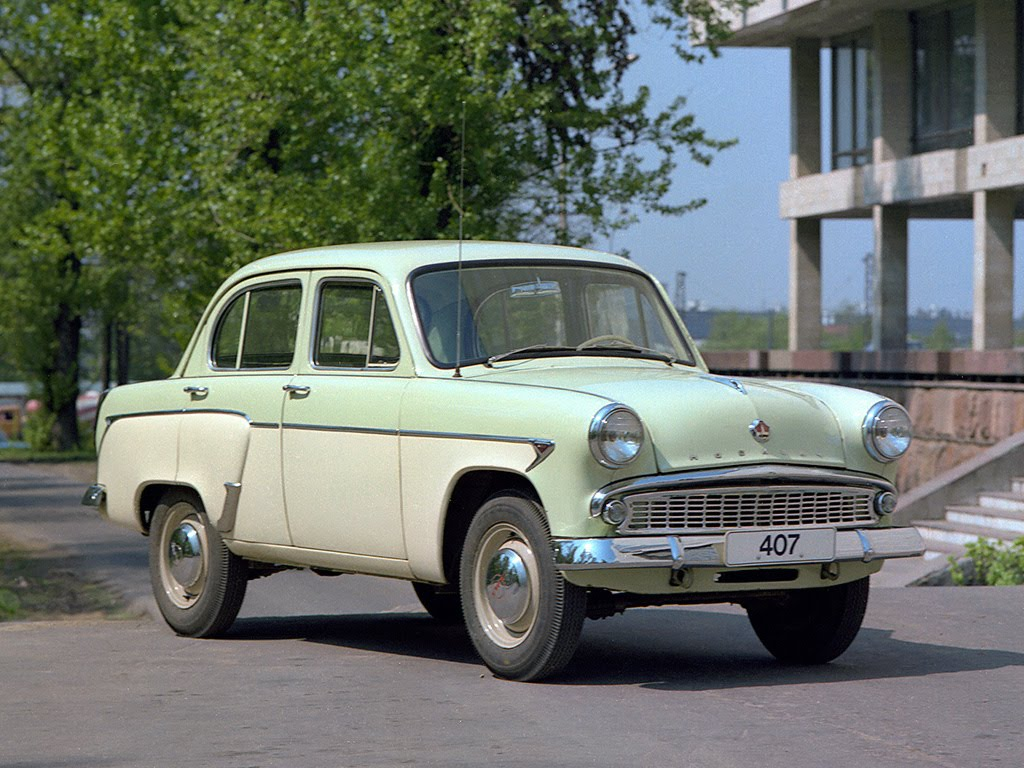 Moskvitch 402 photo - 3