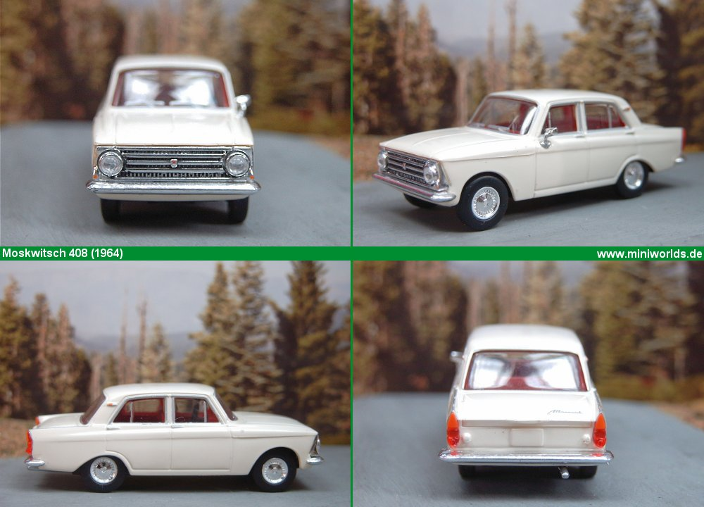 Moskvitch 408 photo - 1