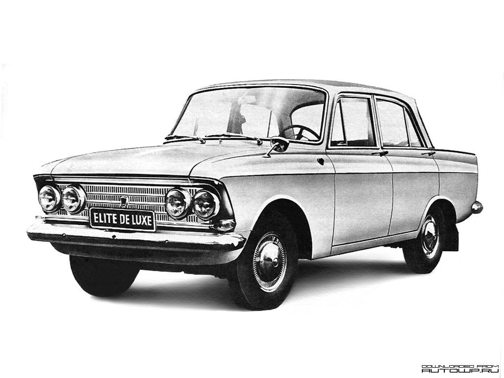 Moskvitch 408 photo - 2