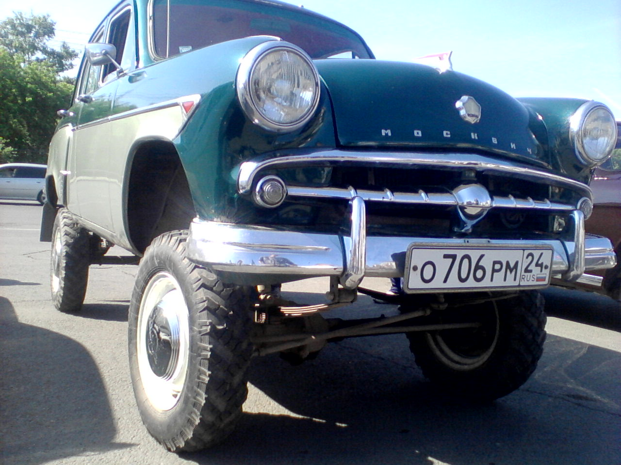 Moskvitch 410 photo - 2