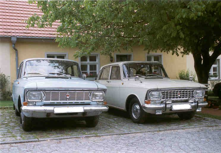 Moskvitch 412 photo - 3