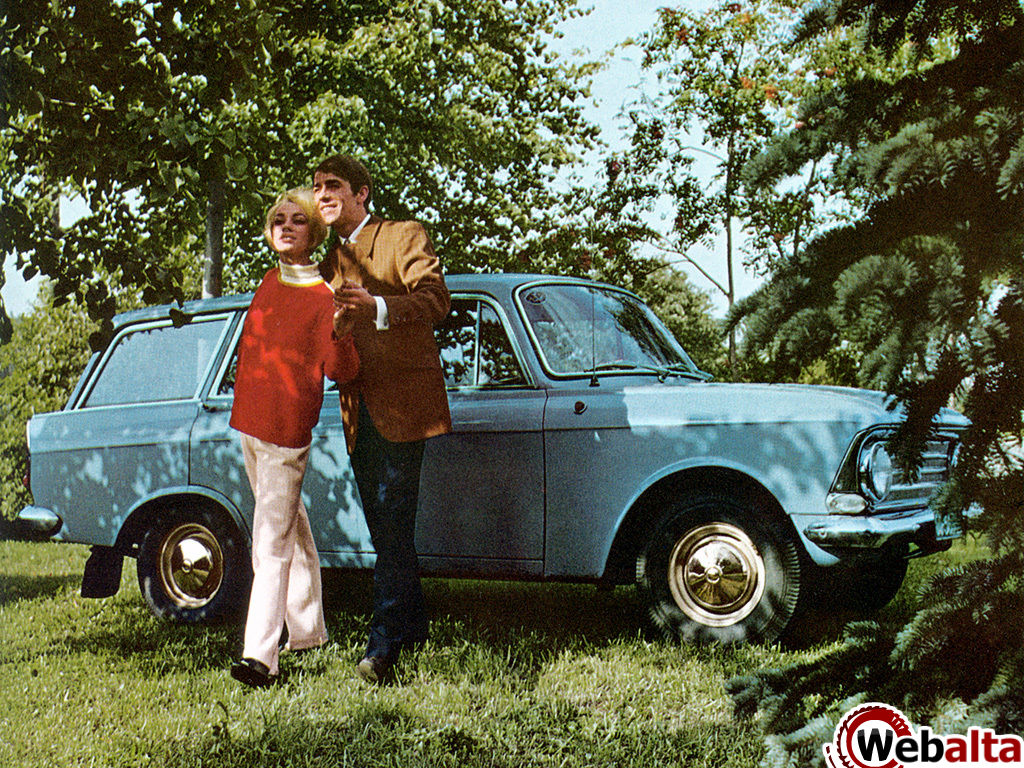 Moskvitch 426 photo - 1