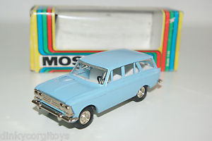 Moskvitch 426 photo - 3