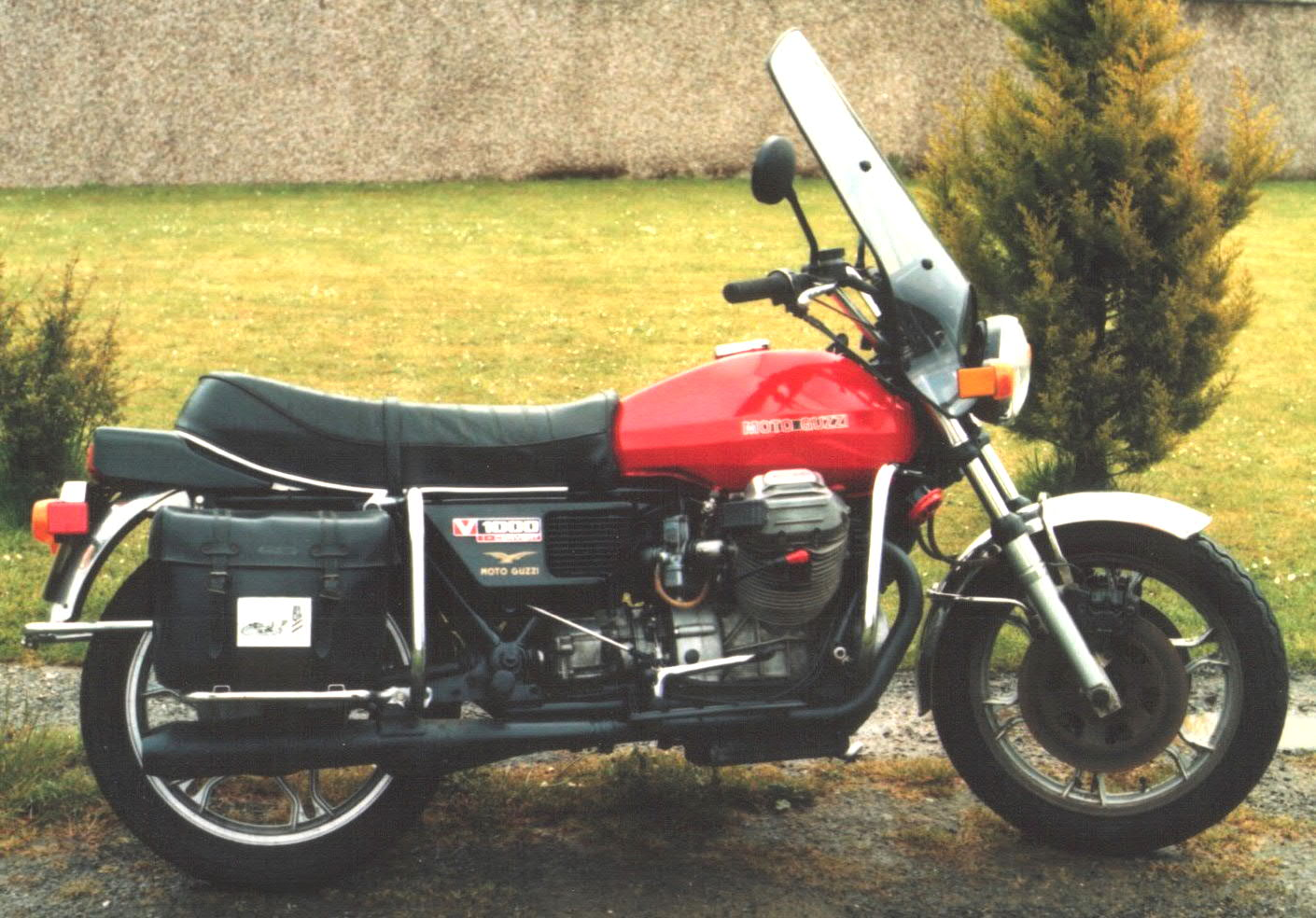 Moto guzzi 1000 photo - 2