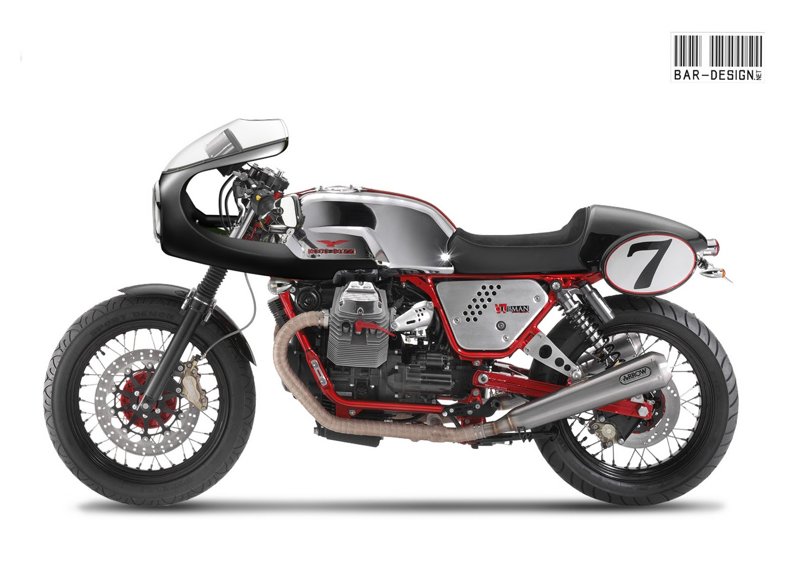 Moto guzzi 1000 photo - 3