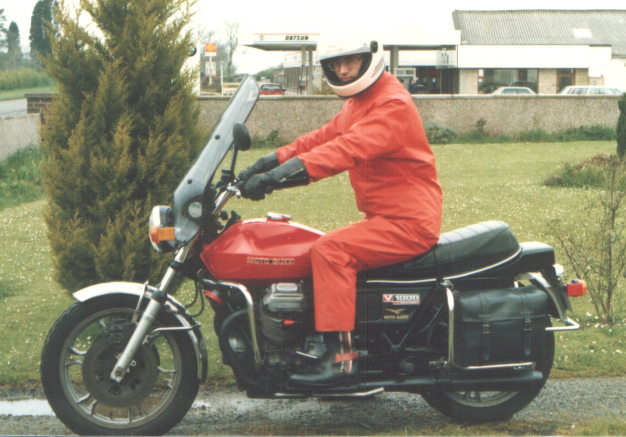 Moto guzzi 1000 photo - 4