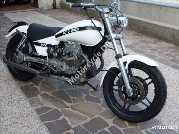 Moto guzzi 65 photo - 2