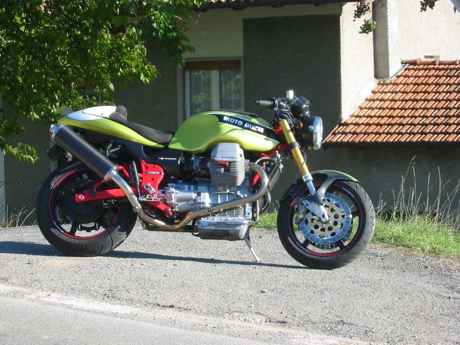 Moto guzzi 65 photo - 3