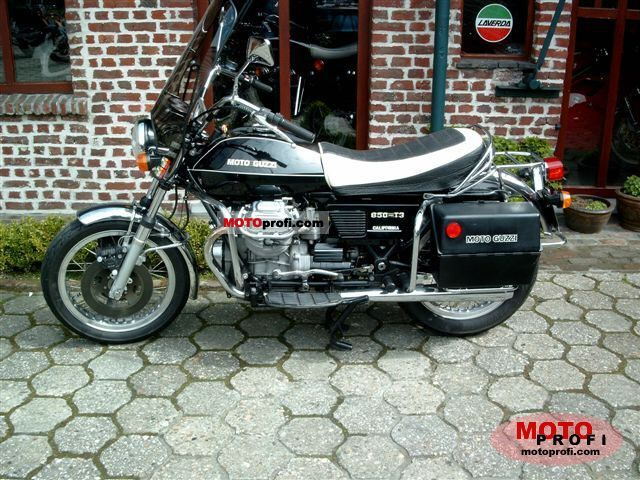 Moto guzzi 850 photo - 4