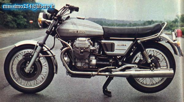 Moto guzzi 850t photo - 1