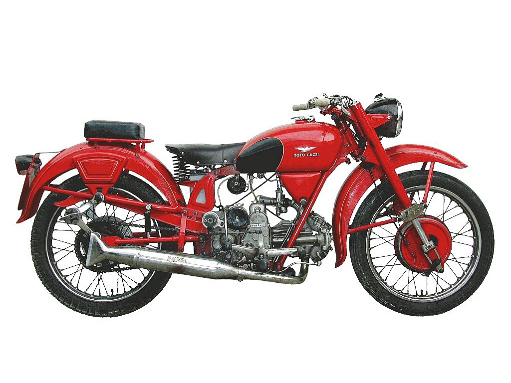 Moto guzzi airone photo - 1