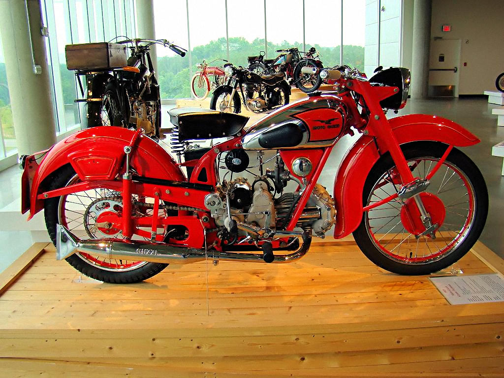 Moto guzzi airone photo - 2