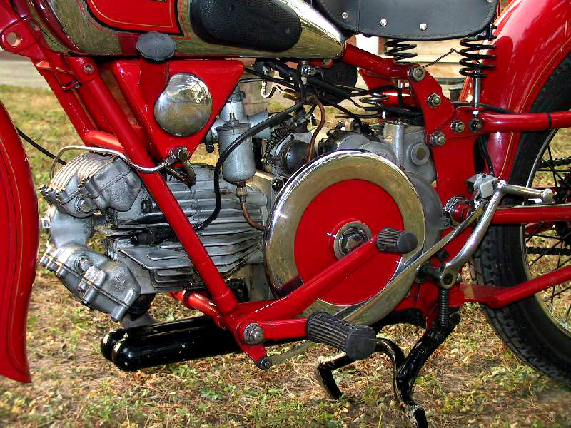Moto guzzi astore photo - 2