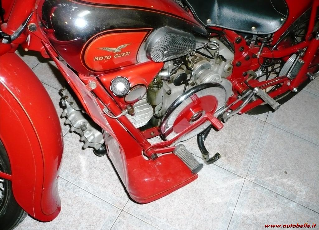 Moto guzzi astore photo - 3