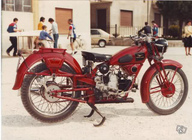 Moto guzzi gts photo - 1