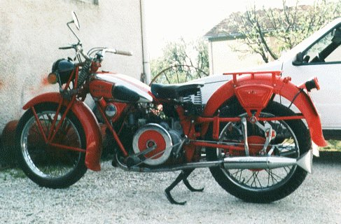 Moto guzzi gtv photo - 1