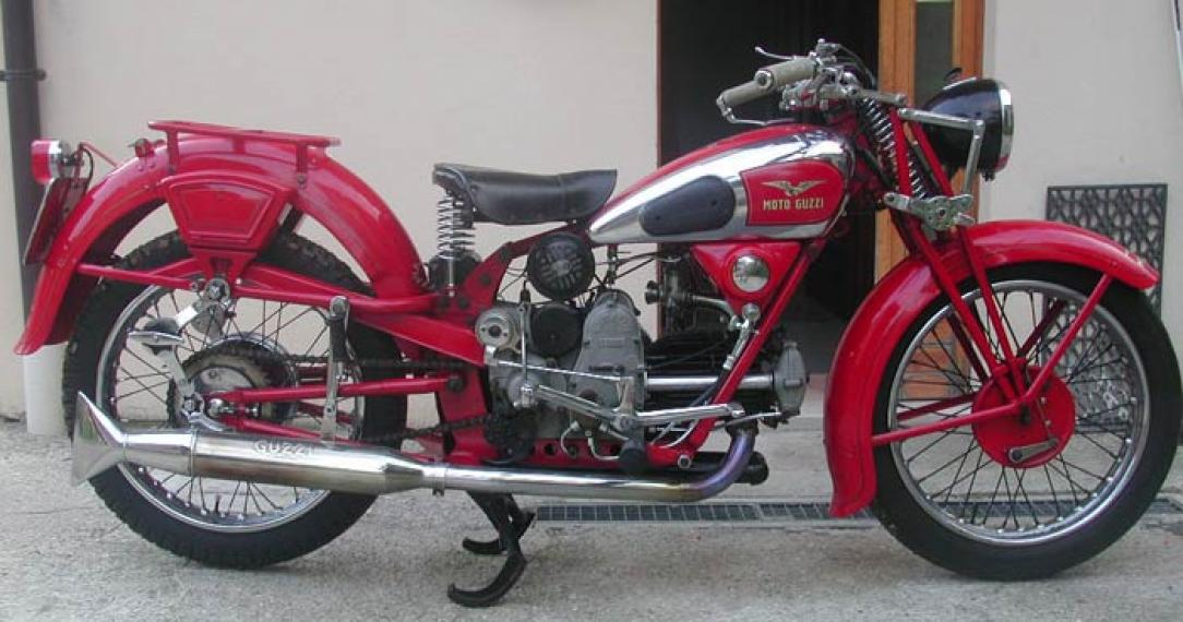 Moto guzzi gtw photo - 1