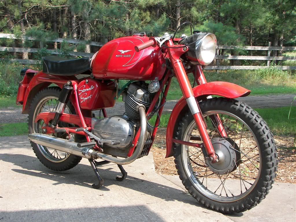 Moto guzzi stornello photo - 1