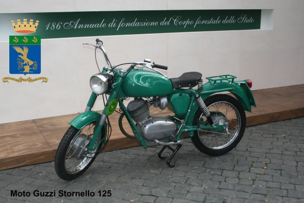 Moto guzzi stornello photo - 2