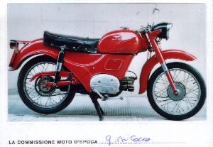 Moto guzzi zigolo photo - 1