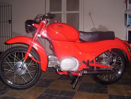 Moto guzzi zigolo photo - 3