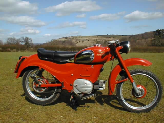 Moto guzzi zigolo photo - 4