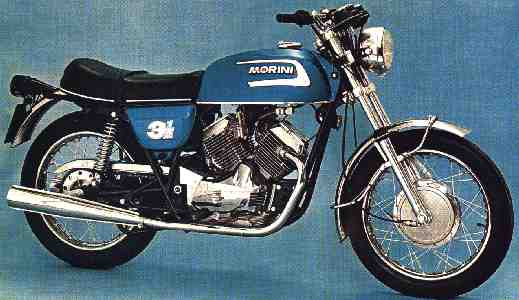 Moto morini 3½ photo - 1