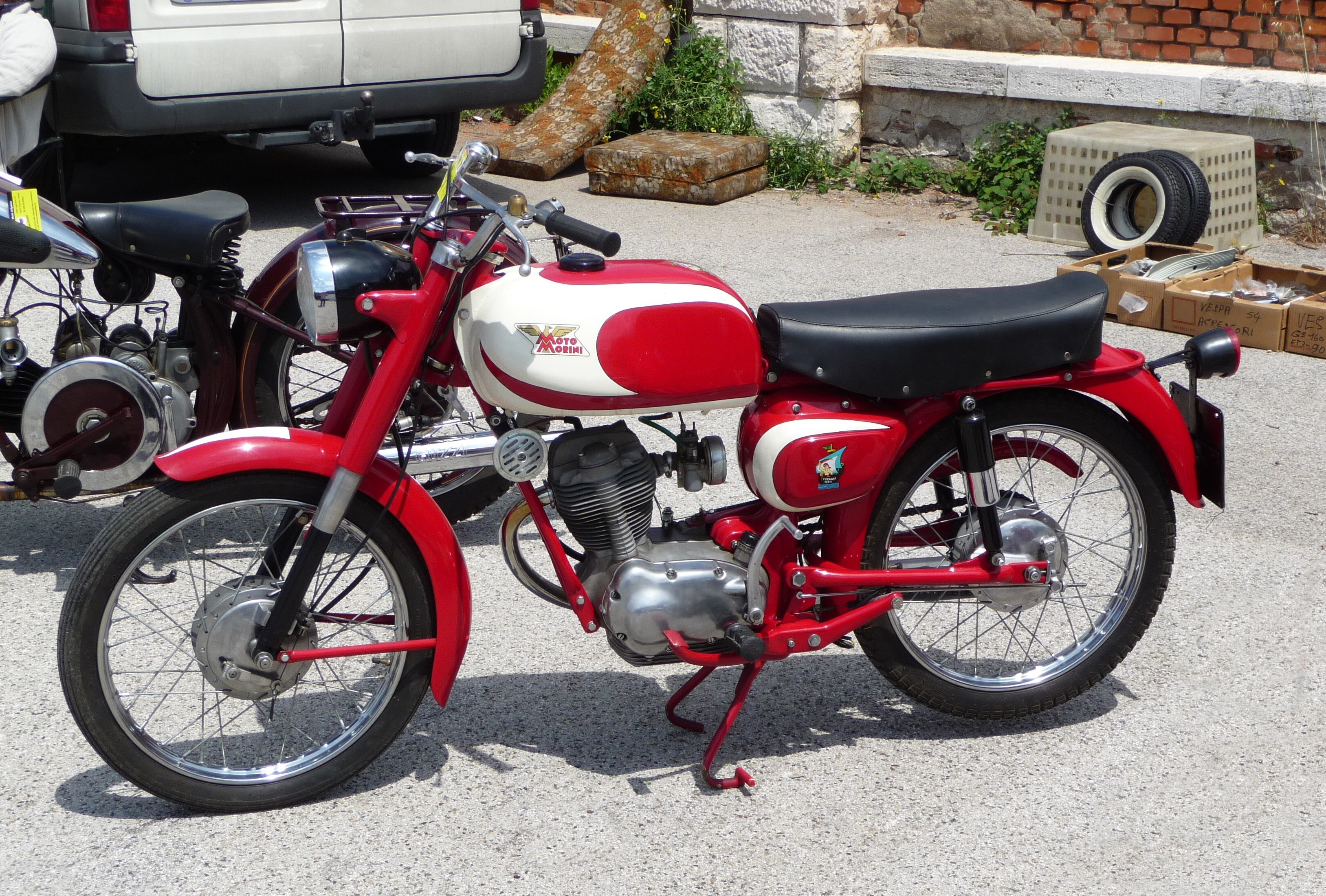Moto morini corsaro photo - 1