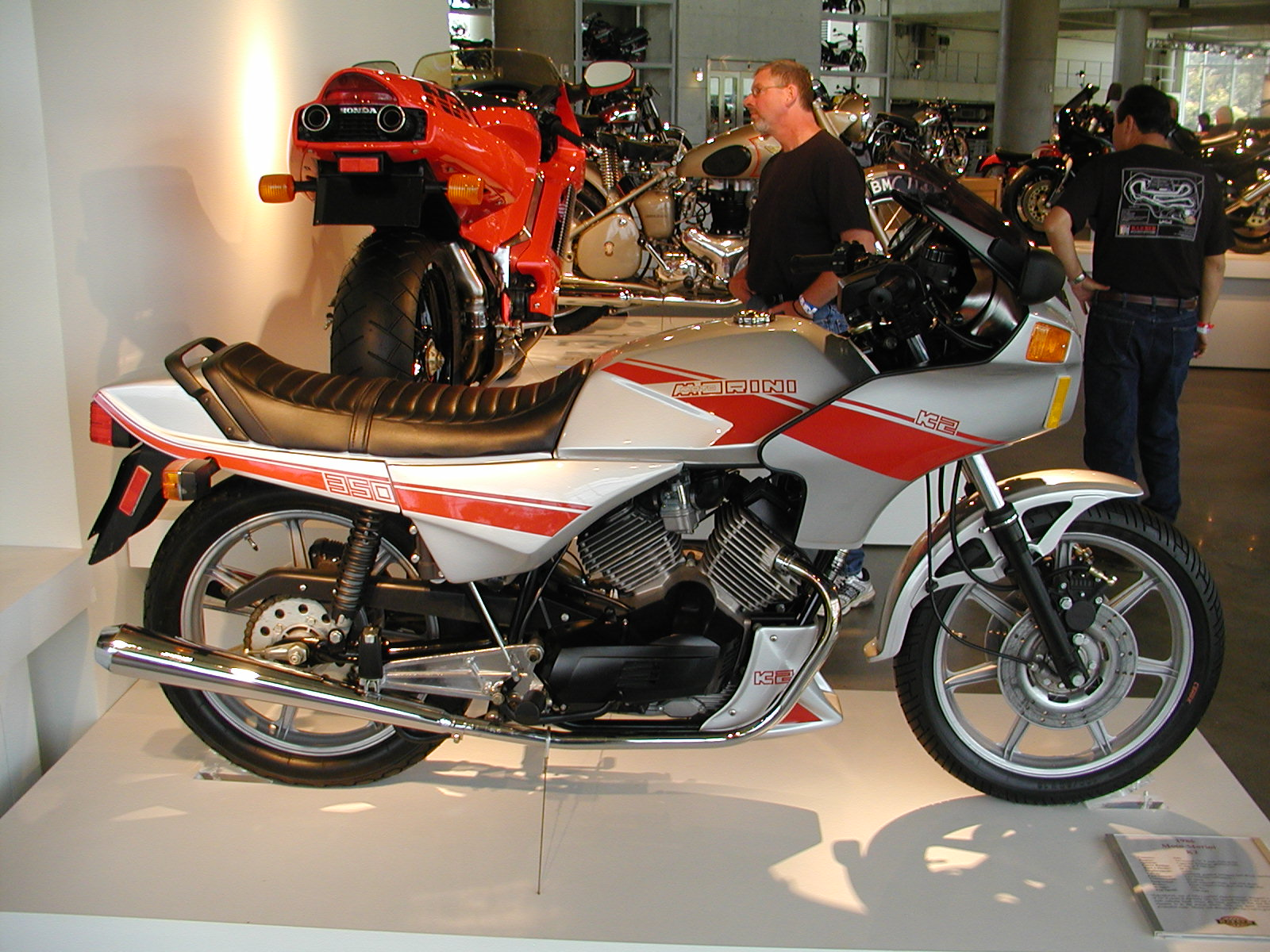 Moto morini dart photo - 1