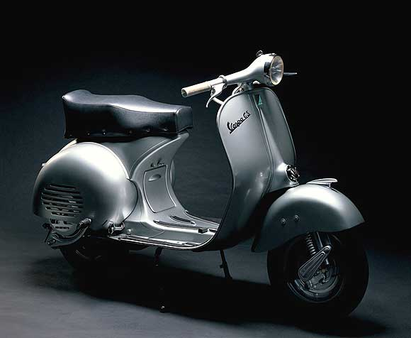 Moto vespa px photo - 4