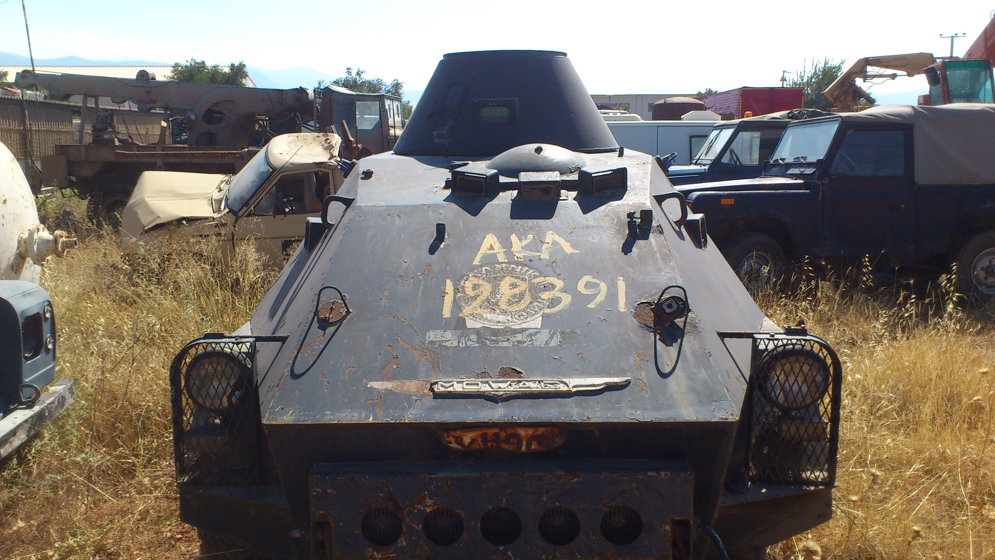 Mowag roland photo - 1