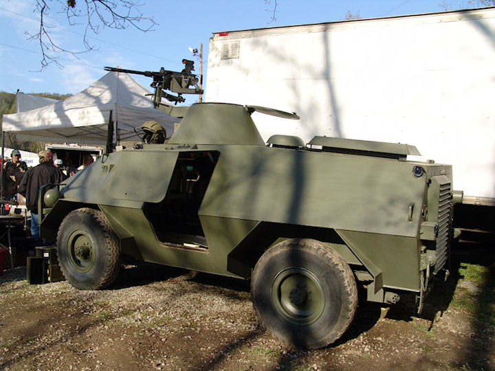 Mowag roland photo - 2