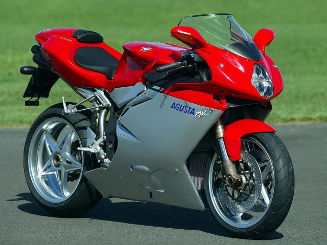 Mv agusta 1000 photo - 3