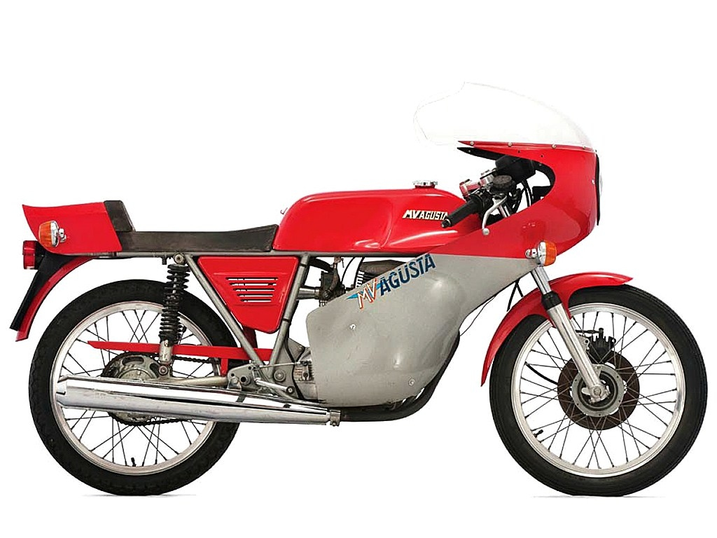 Mv agusta 125 photo - 1