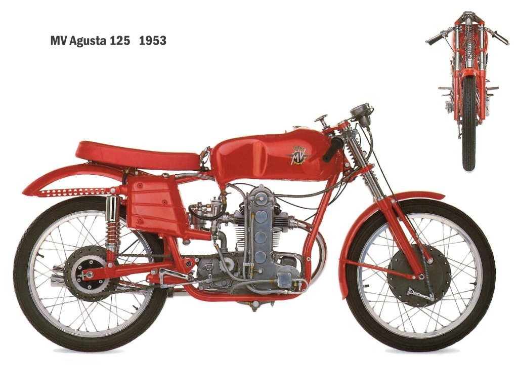 Mv agusta 125 photo - 4