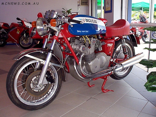 Mv agusta america photo - 2