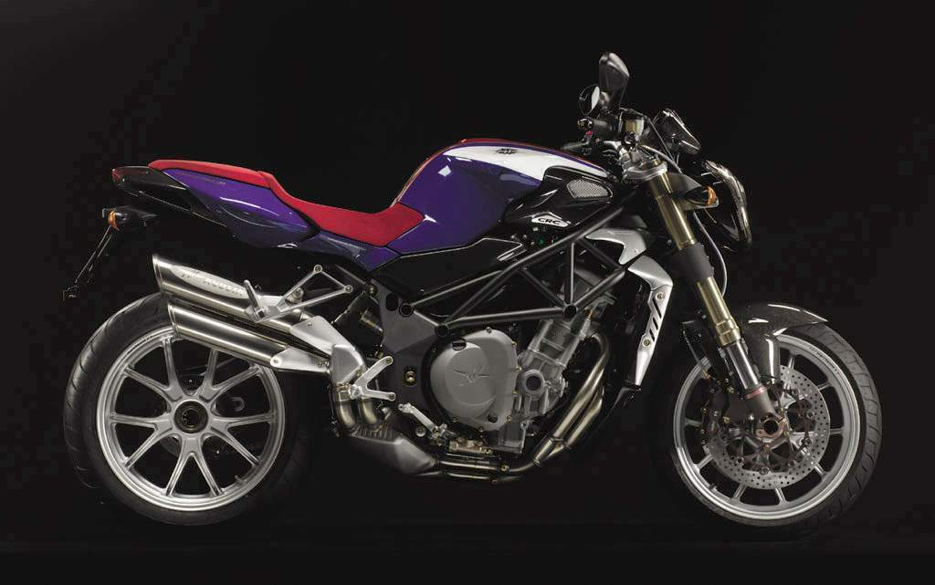 Mv agusta america photo - 4
