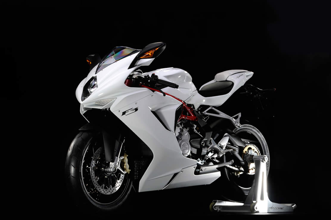 Mv agusta f3 photo - 1