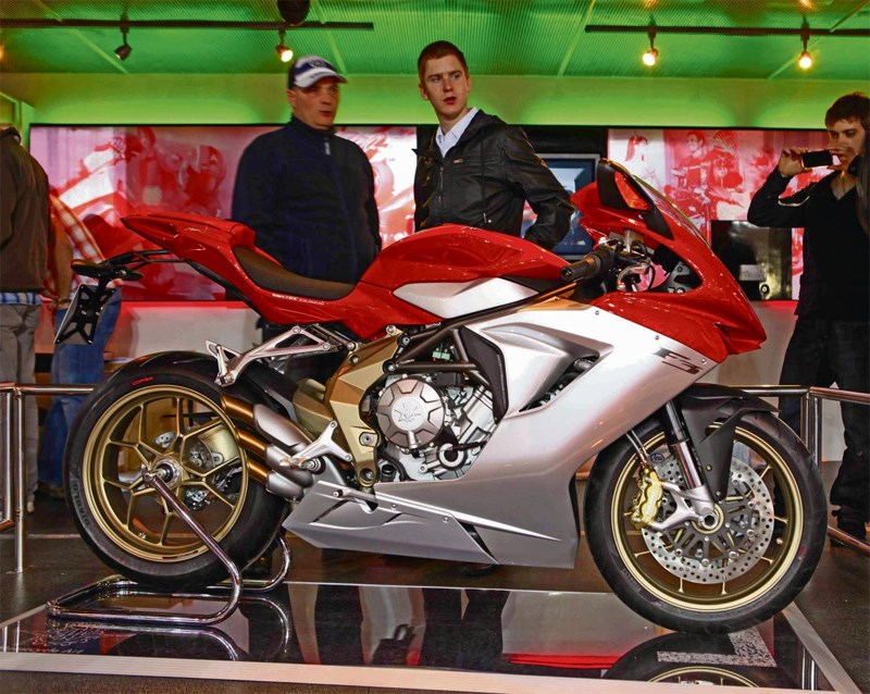 Mv agusta f3 photo - 2