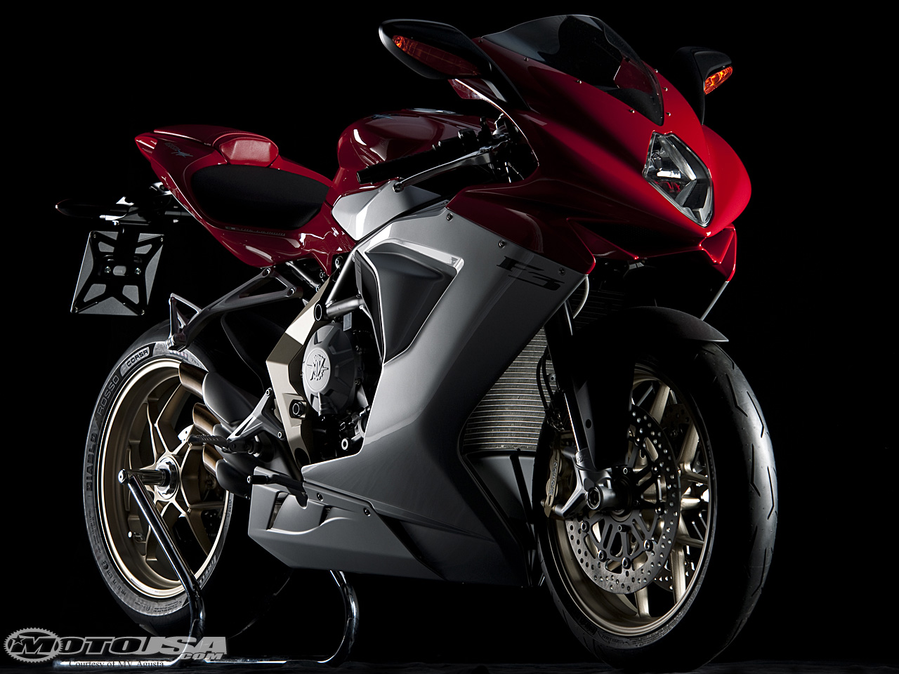 Mv agusta f3 photo - 4