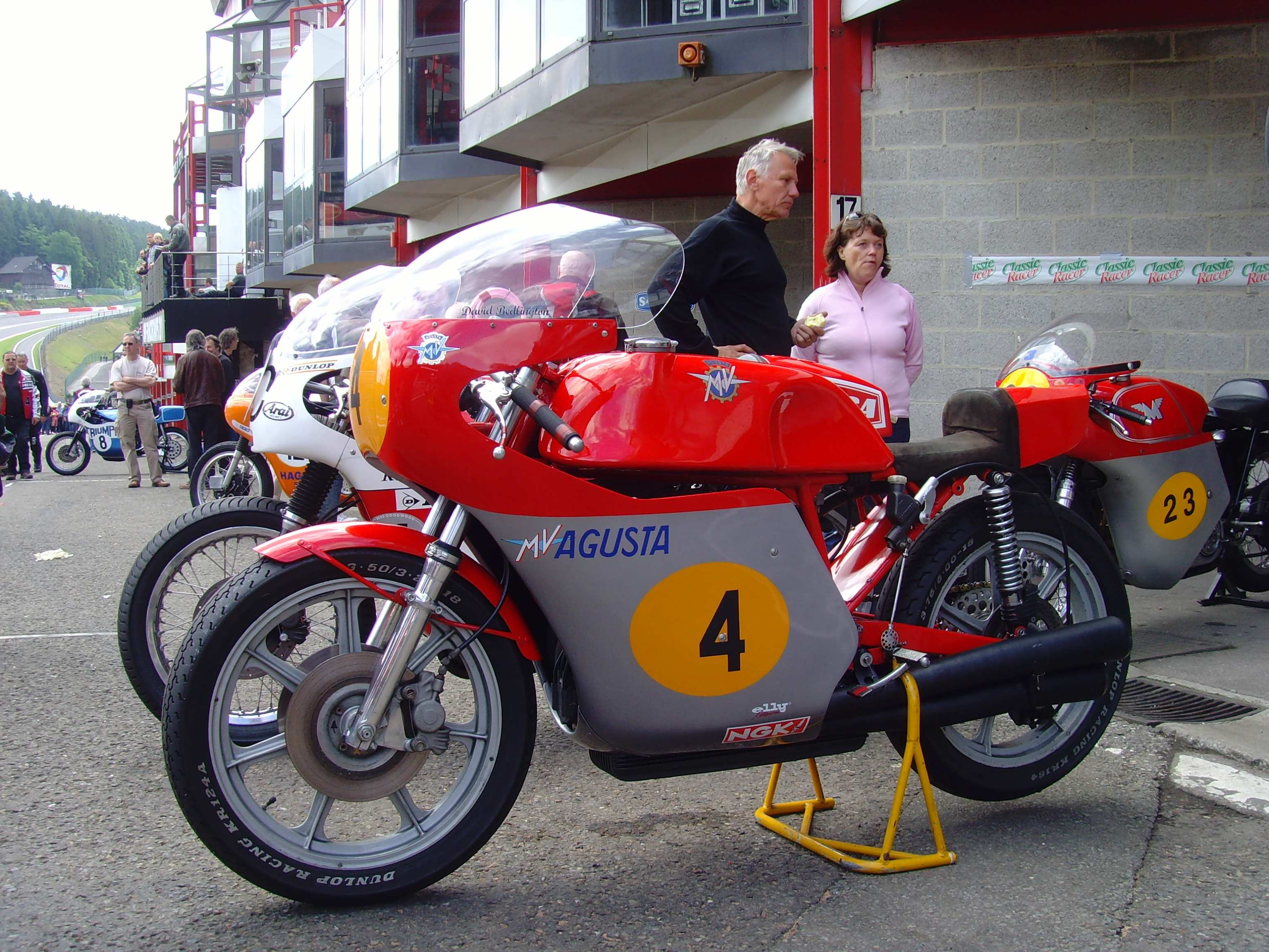 Mv agusta prix photo - 4