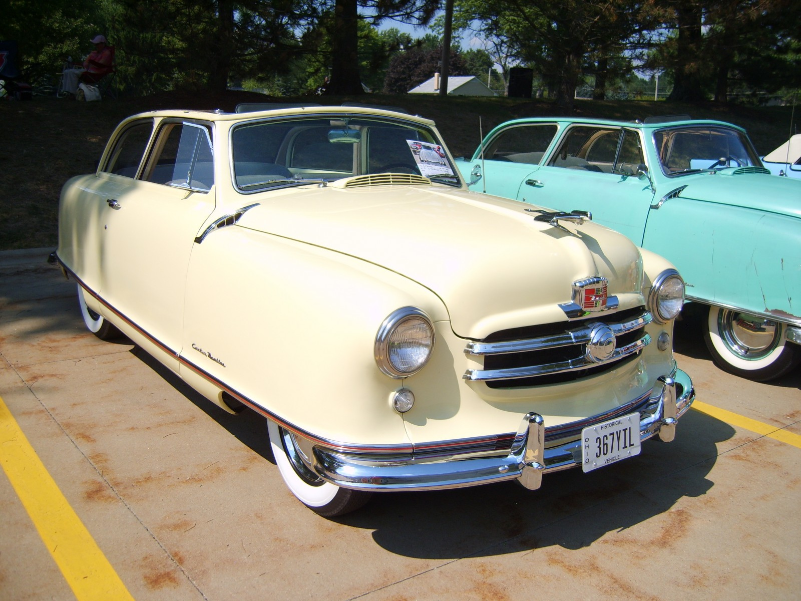 Nash rambler photo - 3
