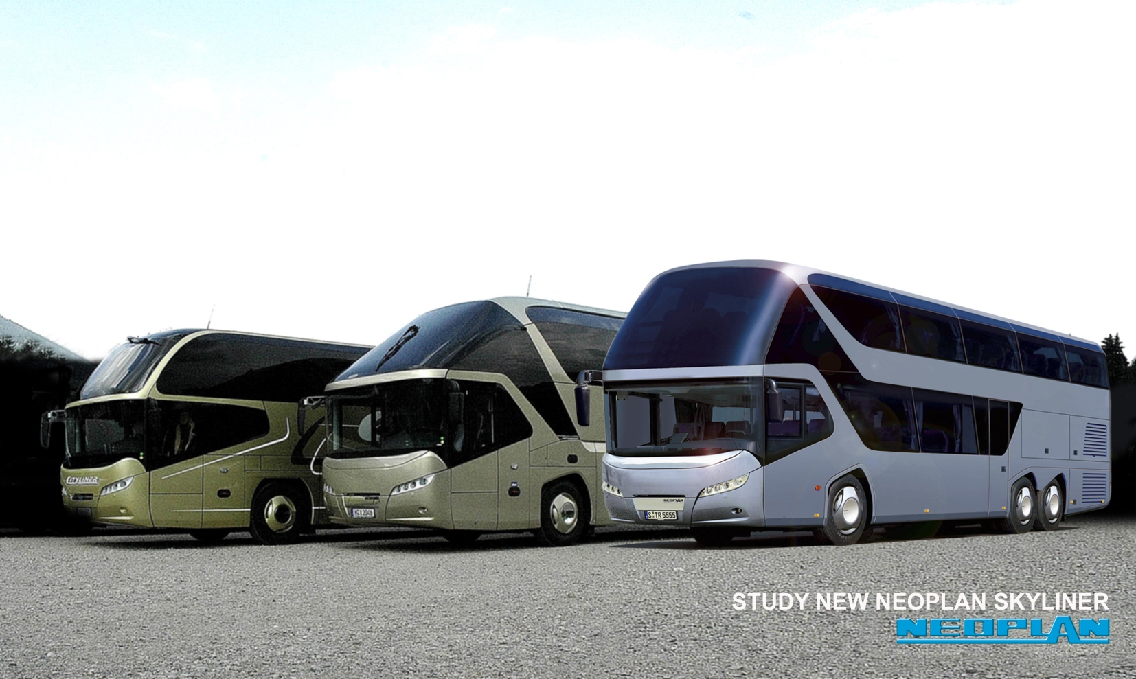 Neoplan new photo - 1