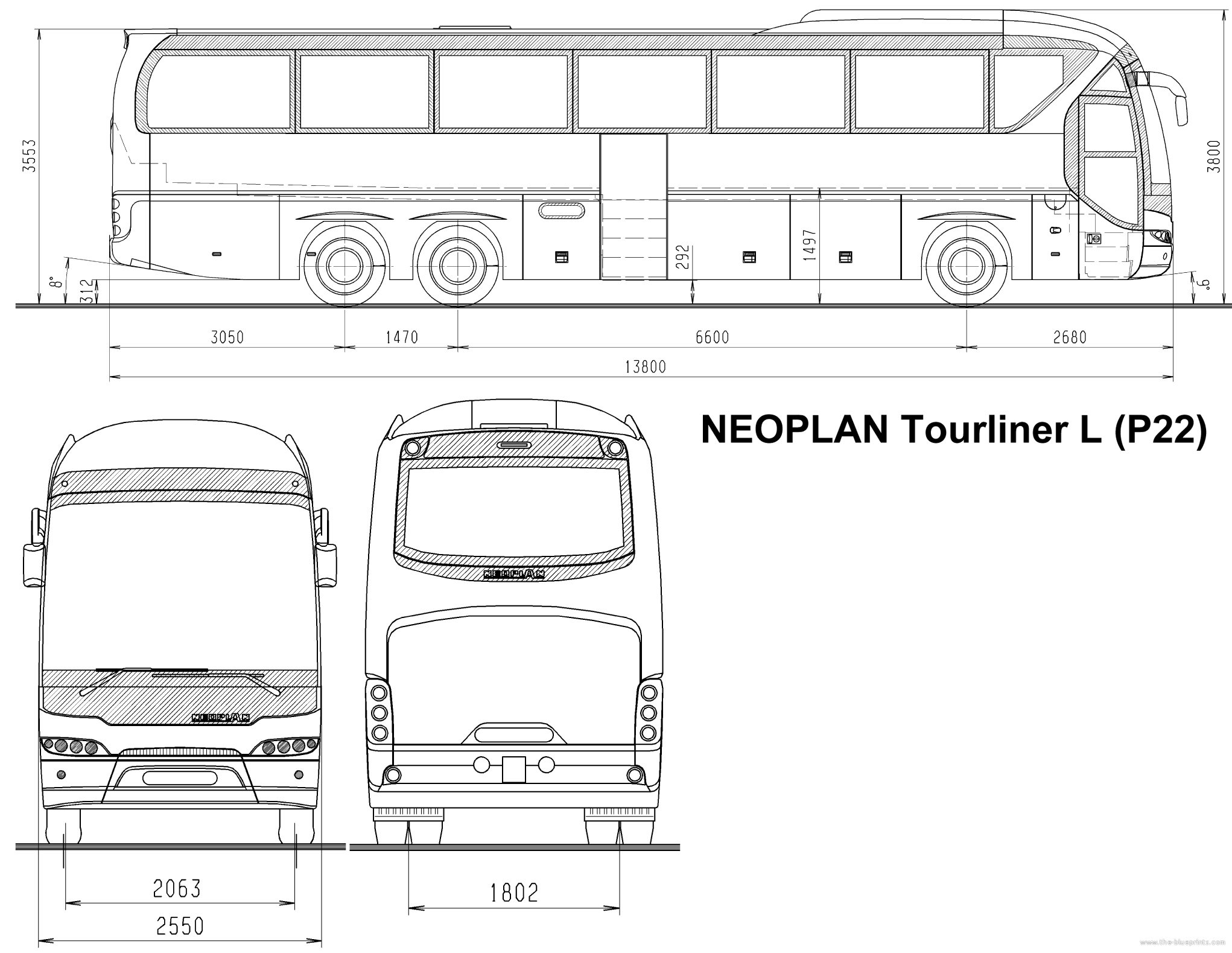 Neoplan tourliner photo - 4