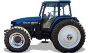 New holland 8560 photo - 1