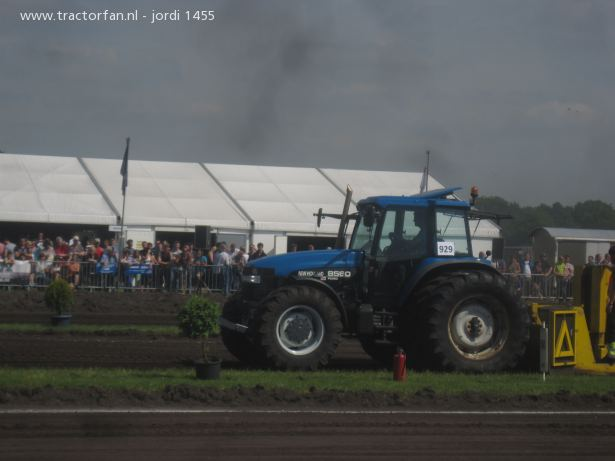 New holland 8560 photo - 4