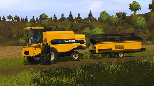 New holland ls photo - 1