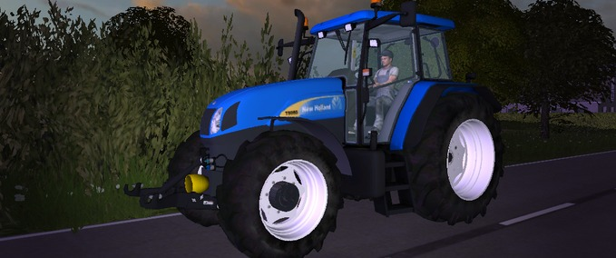 New holland ls photo - 4