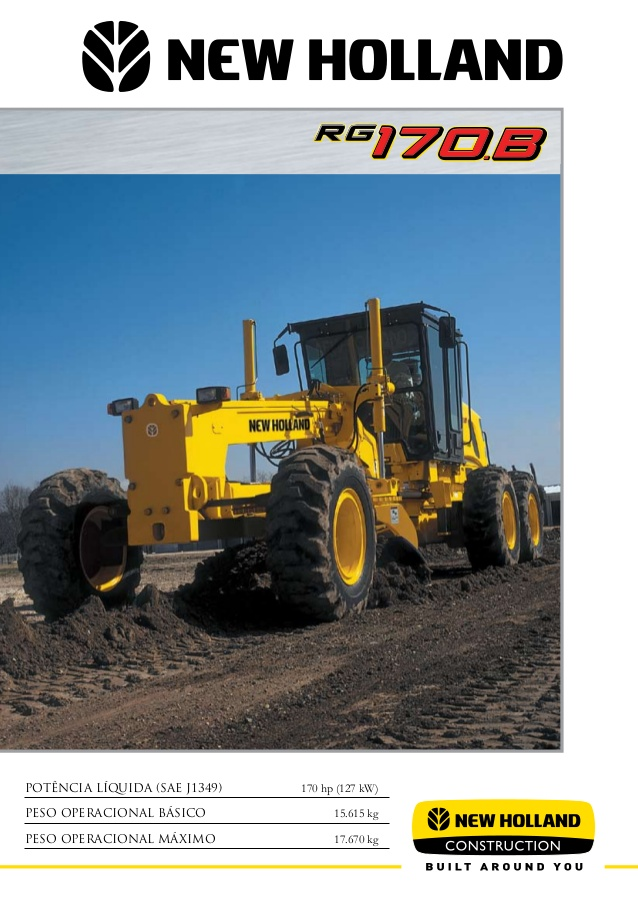New holland rg photo - 3