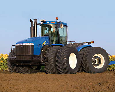 New holland t photo - 3